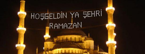 O İlk Ramazan