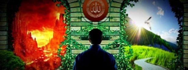 Önce Allah Rızası mı, Yoksa Cennet Arzusu mu? Ateizmin Yok Oluş Vaadi Mutsuzluk Sebebidir…